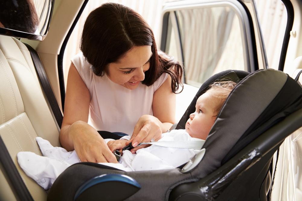 Buying a Baby Car Seat