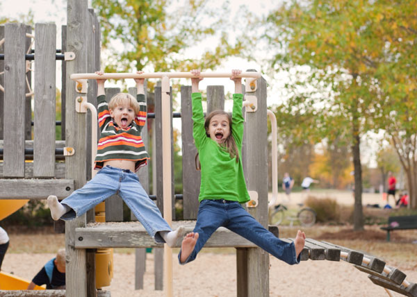 Top 3 recommendations you should consider at the playground your children is playing at