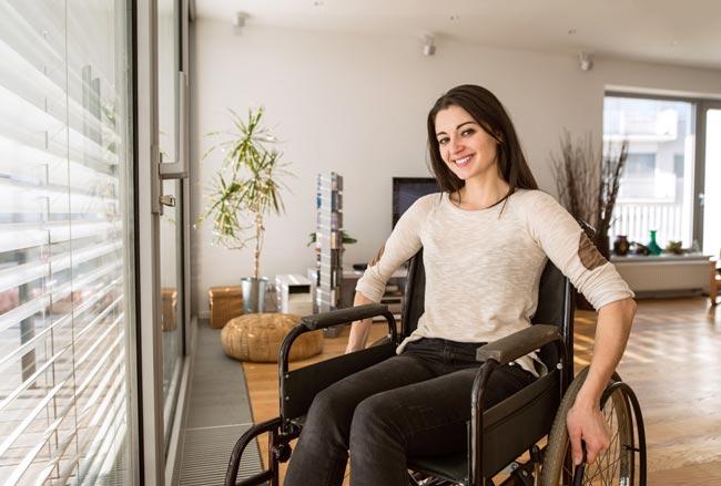 Special Care for Paraplegic Patients