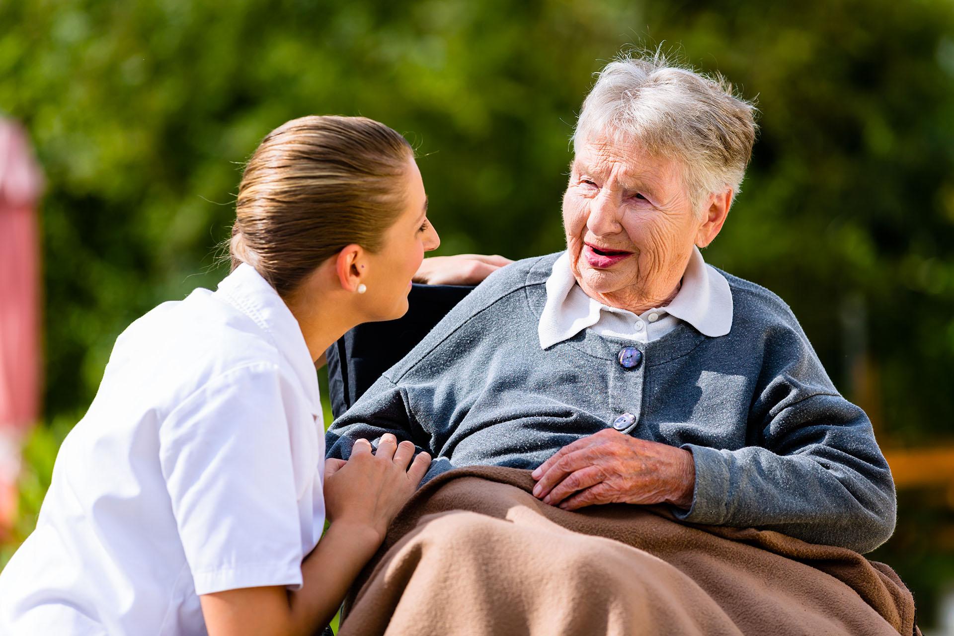 When Should You Employ a Caregiver?