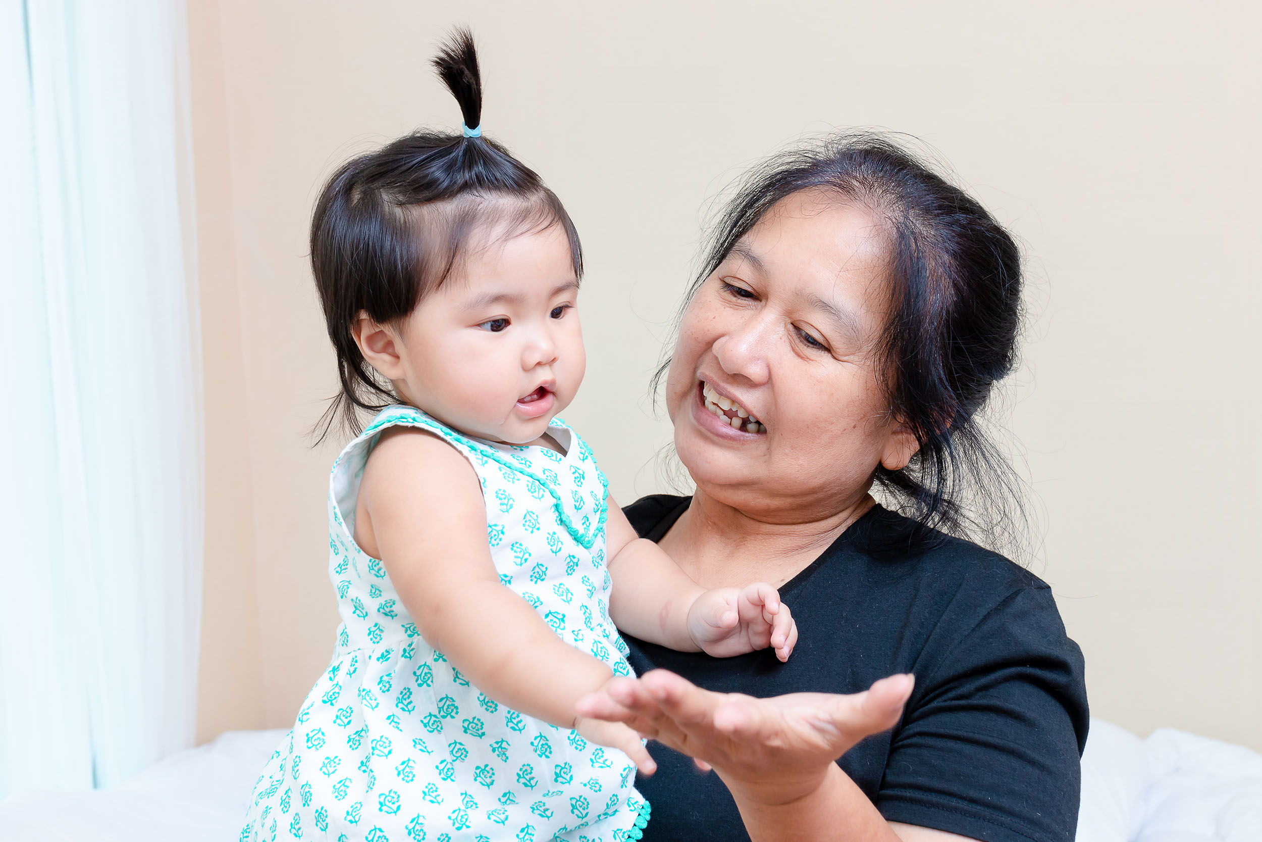 How employing a nanny can help you return to normality