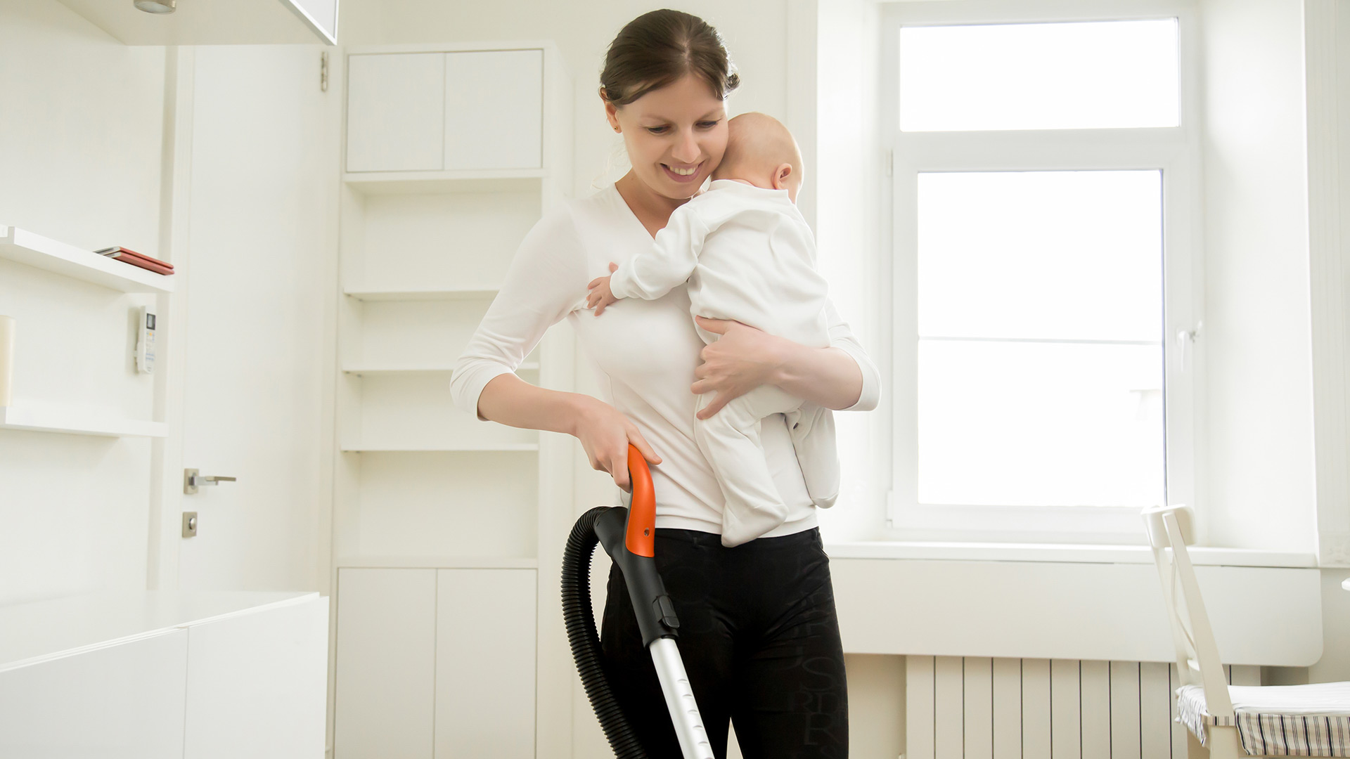 Looking for a semi nanny maid