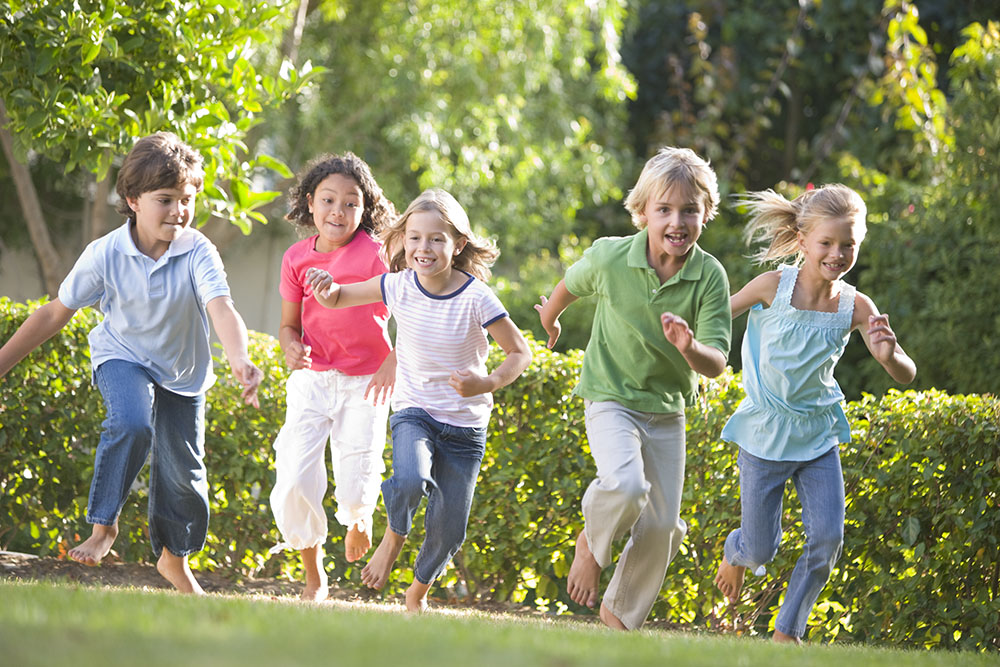 The Importance of Outdoor Play for Kids