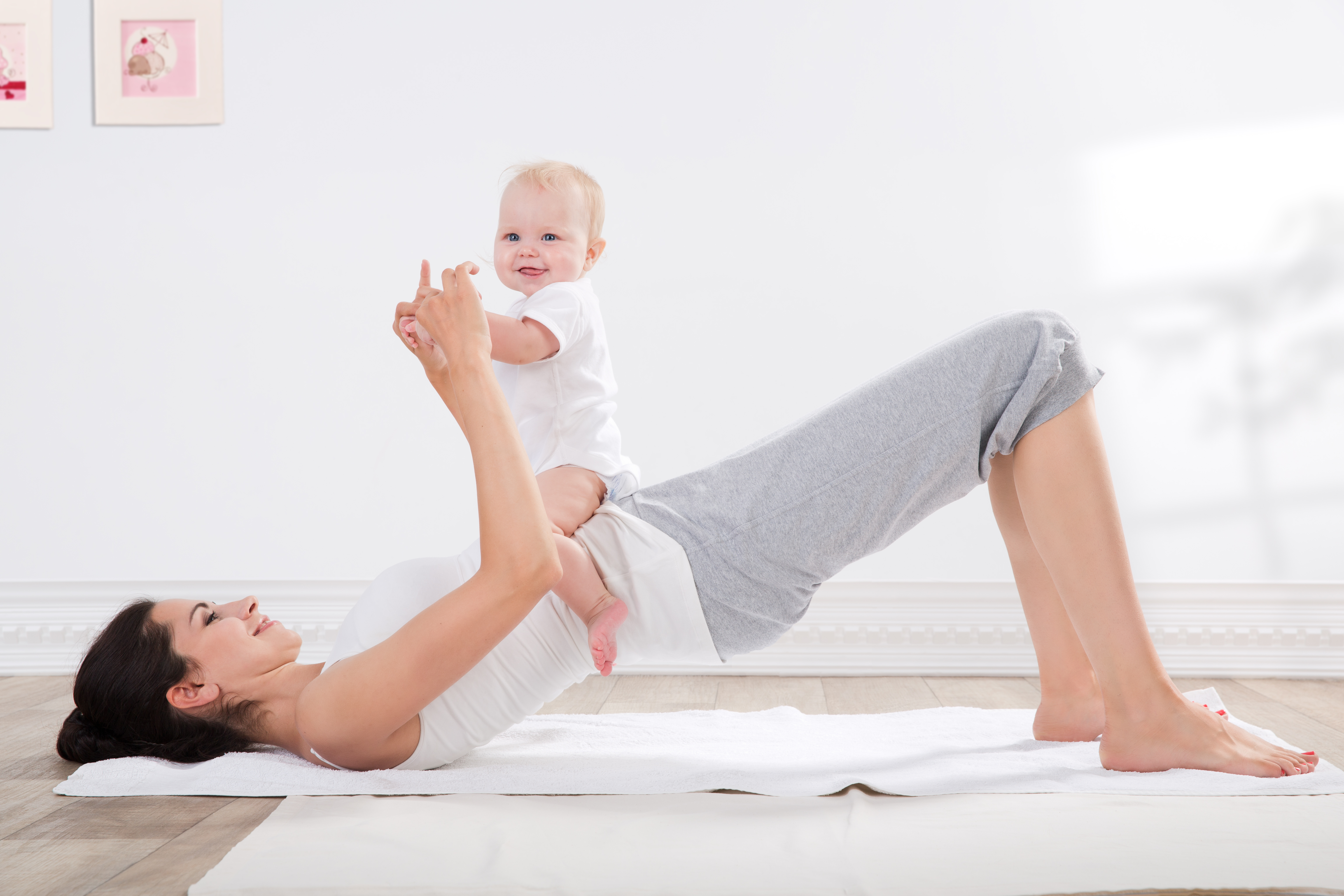 How to Healthily Lose Weight After Giving Birth