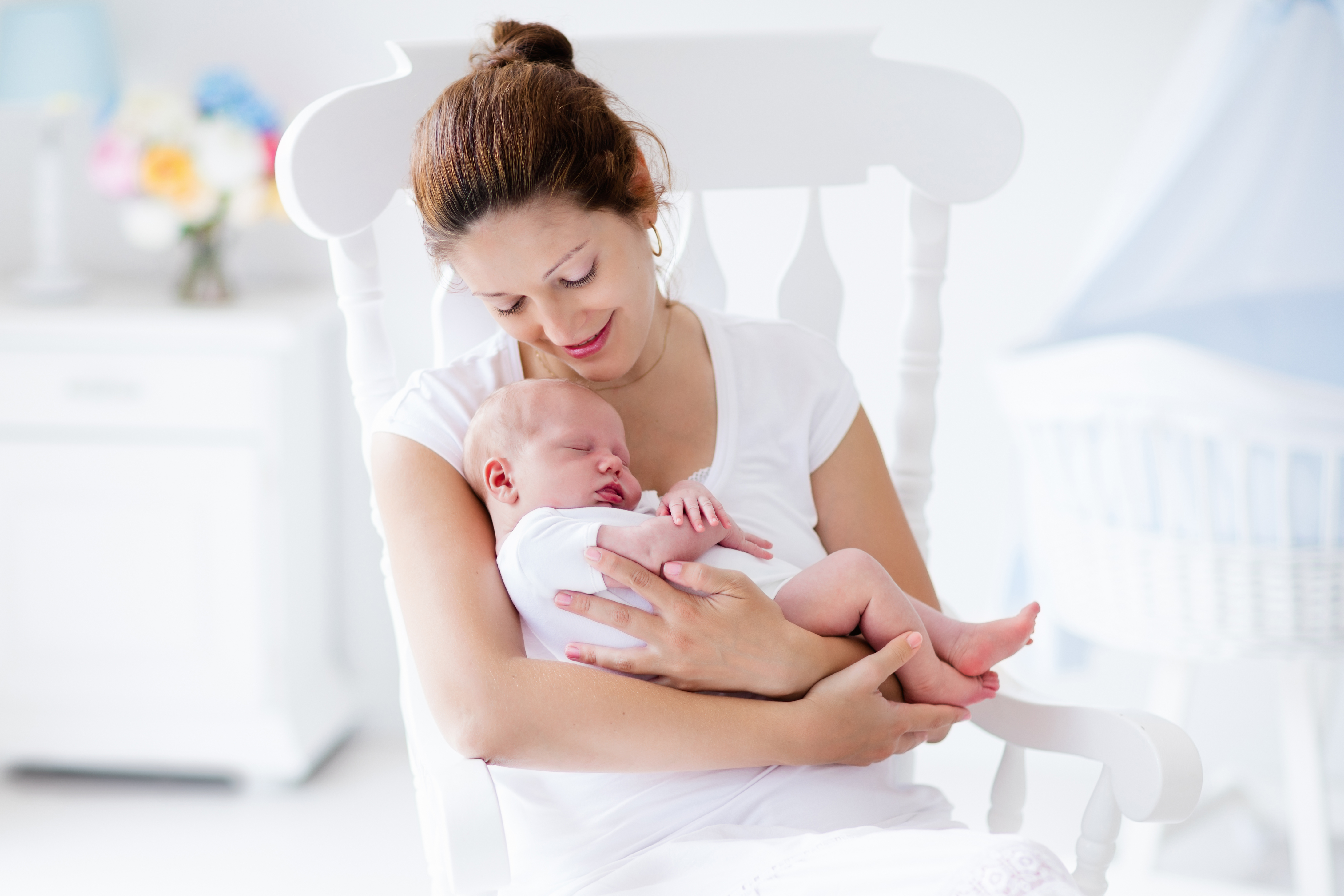 Parenting Tips for New Moms